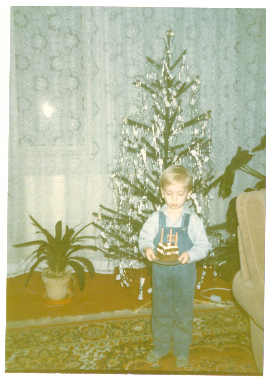 vianoce ako dieťa
