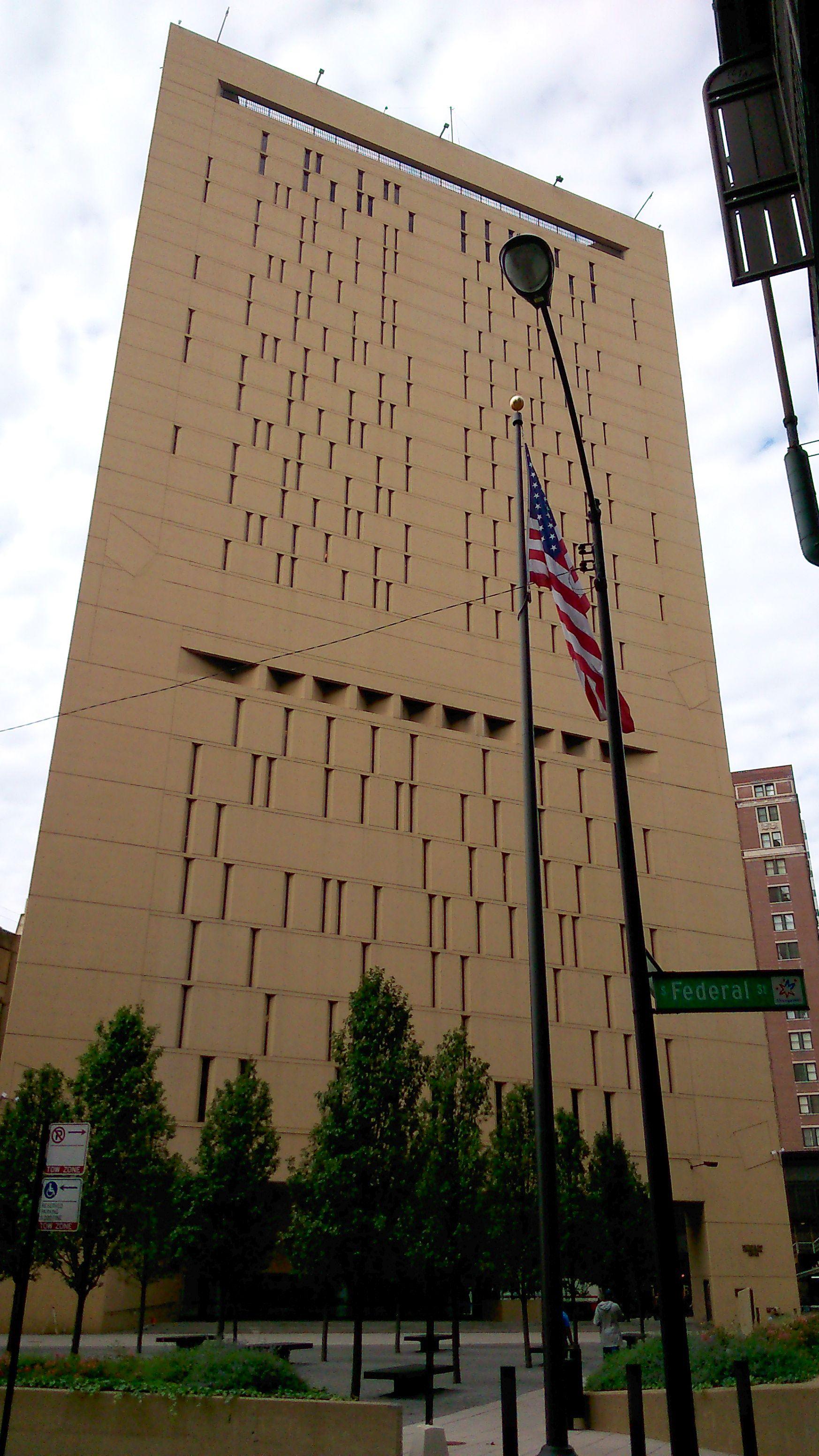 budova, ktorá ma zaujala, je to väzenie
