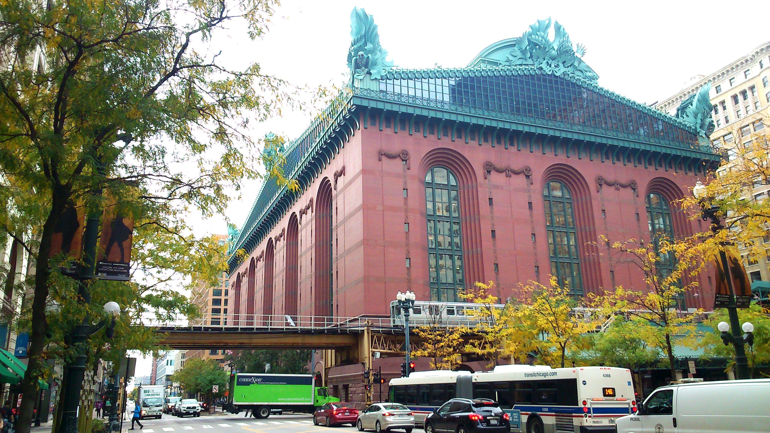 Chicago Public Library, založená 1873