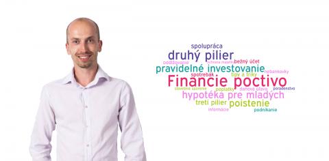 Ing. Peter Macinský - finančný sprostredkovateľ