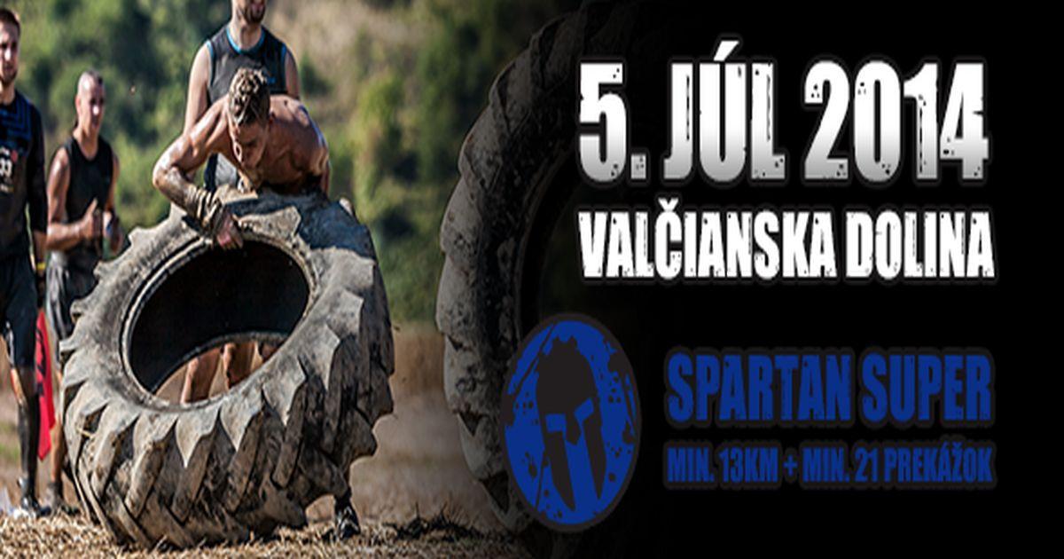 Report Spartan Super Valčianska dolina 2014