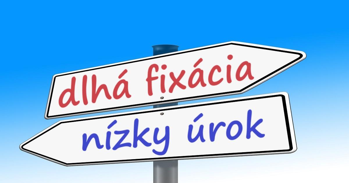 Oplatí sa dlhá fixácia alebo je lepší nízky úrok? Porovnanie hypoték a prepočet