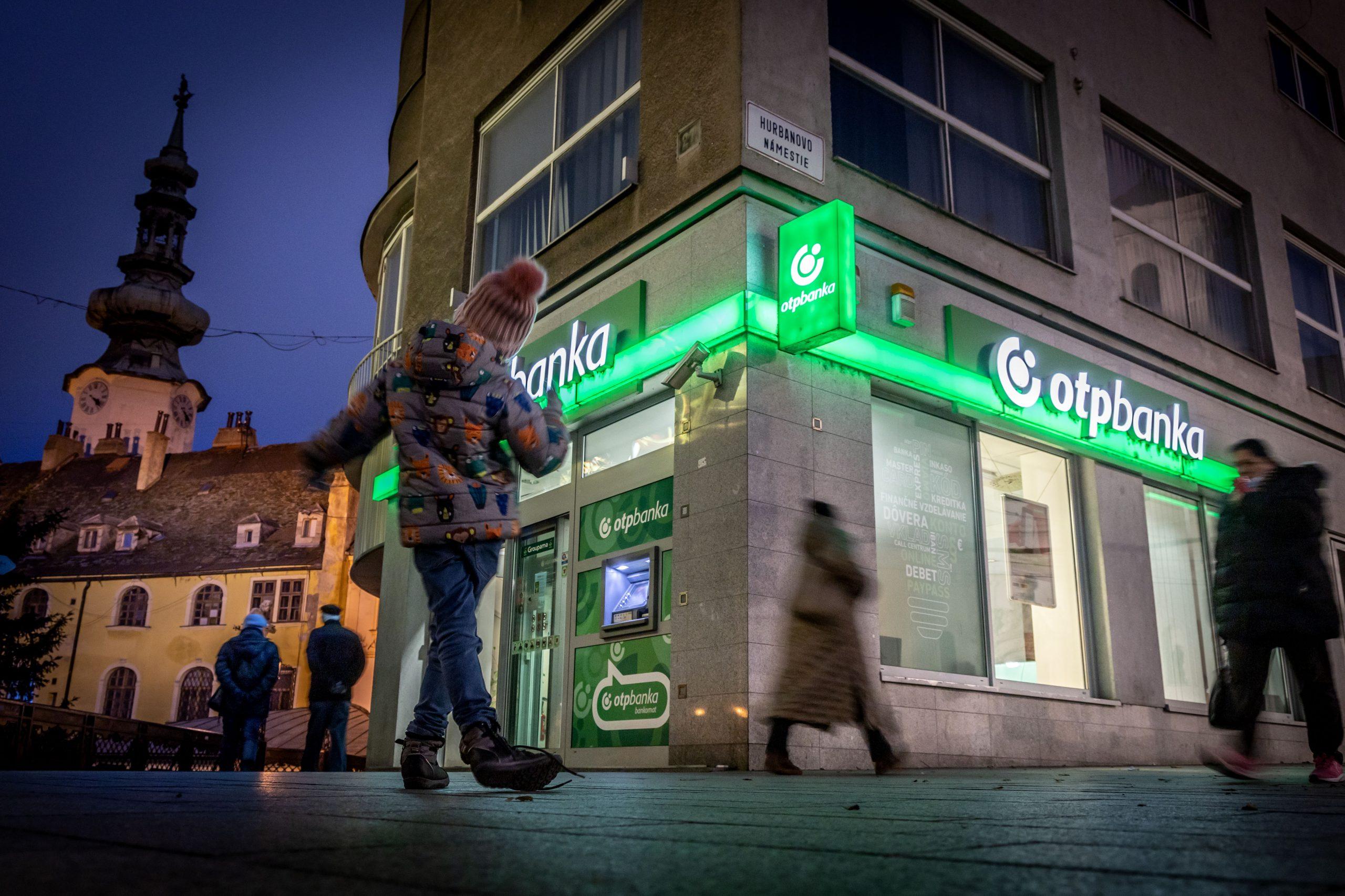OTP banka, zdroj: Denník N, Foto N – Tomáš Benedikovič